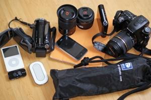 Mobile Reporting: die Ausstattung
