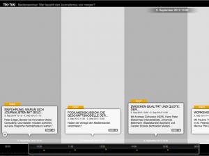 Screenshot Timeline
