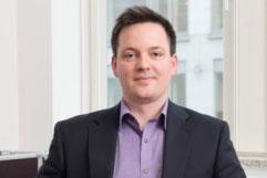 Stefan Boltz, Pressesprecher bei der Deutschen Gesetzlichen Unfallversicherung