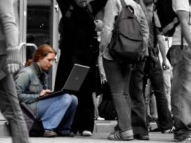 Schon während des Studiums schreiben, schreiben, schreiben! Quelle: www.JenaFoto24.de / pixelio.de