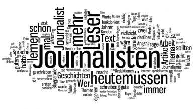 Was Journalisten lernen müssen