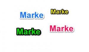 Wer möchte Marke sein?