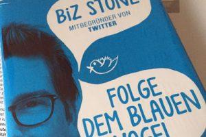 Buchcover: Twitterstory