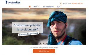 Screenshot Hostwriter