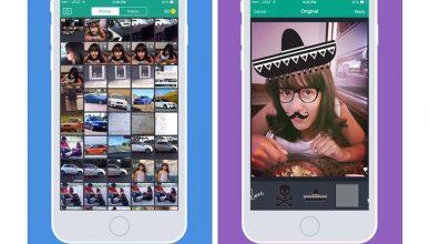 Drittanbieter für Snapchat