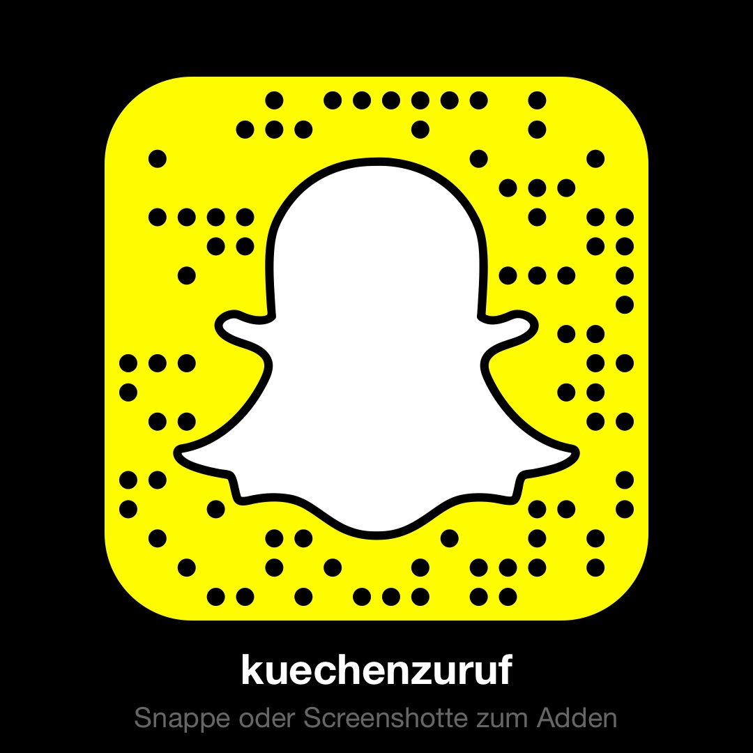 snapchat der snapcode als visitenkarte fit f r journalismus. Black Bedroom Furniture Sets. Home Design Ideas