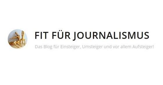 Entdecke den Journalismus neu - Fit für Journalismus