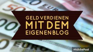 Blogmonetarisierung
