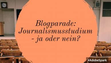 Ja zum Journalismusstudium