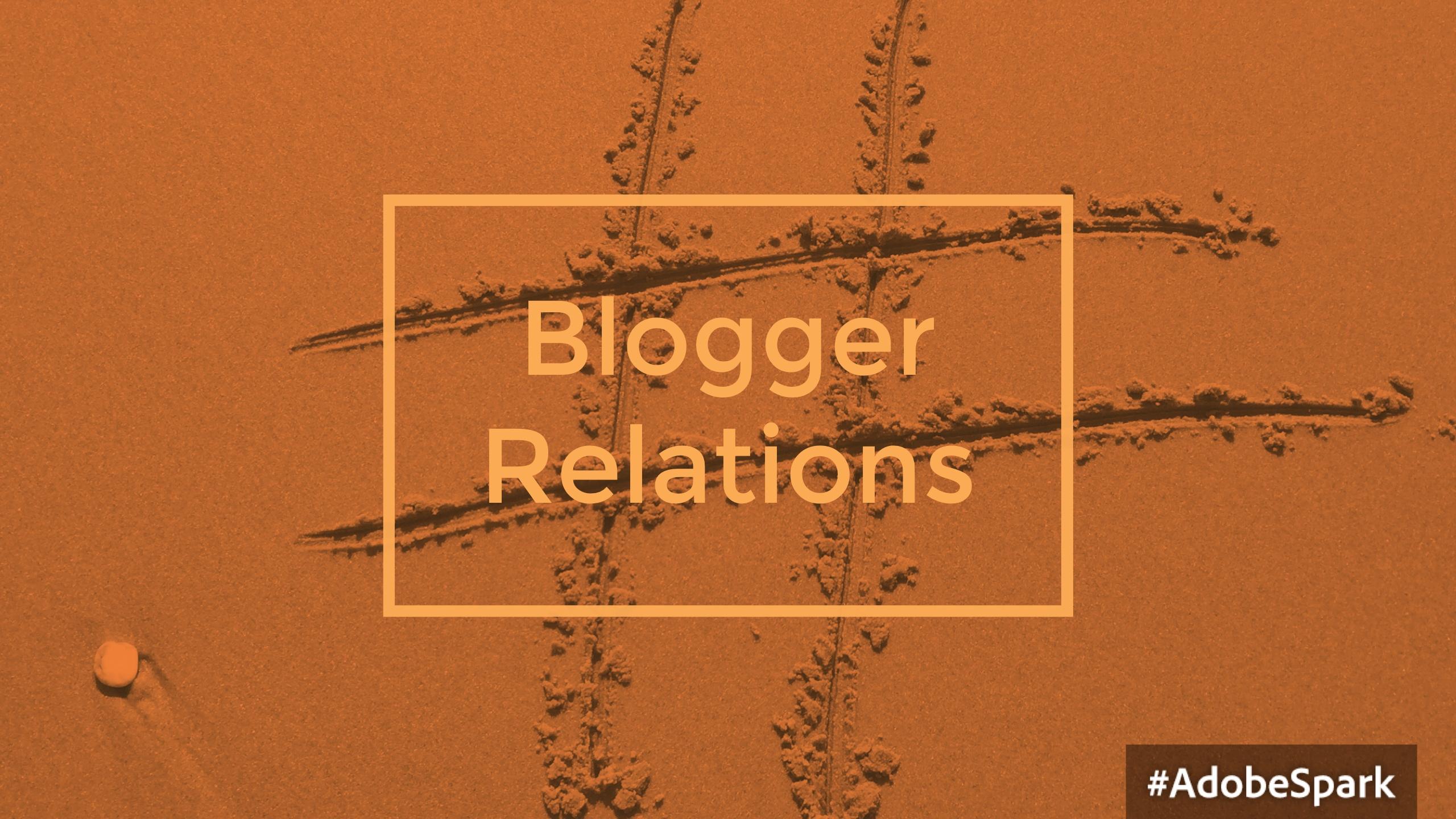 Was PRler von Bloggern erwarten