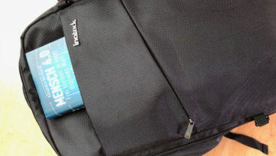 Mit dem Rucksack zum Seminar