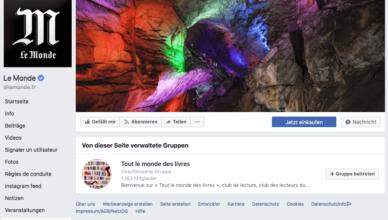 Le Monde hat eine eigene Community