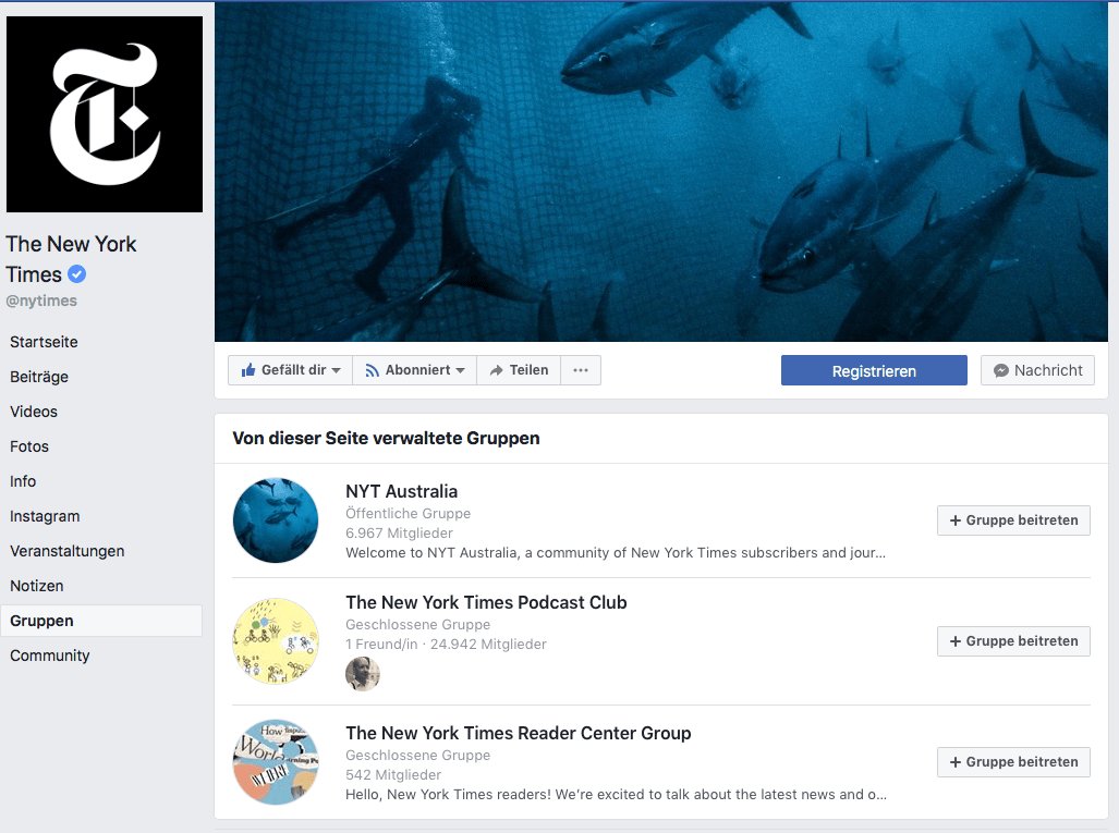 2018 06 06 facebook business pages gruppe nyt