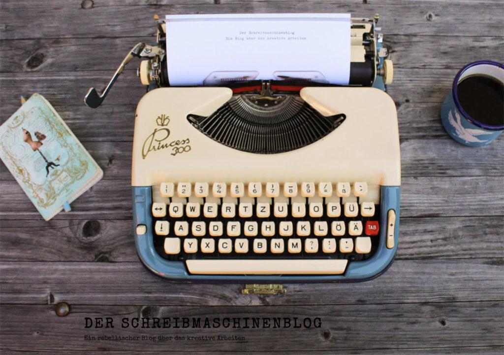 Der Schreibmaschinenblog