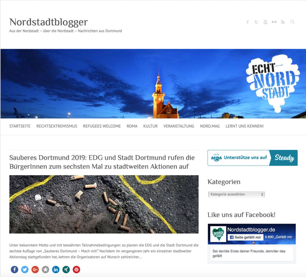Die Nordstadtblogger