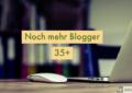 Blogger jenseits der 35