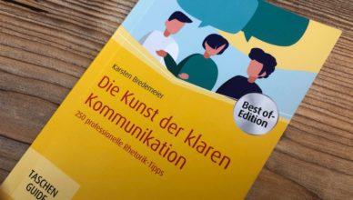 Das Buch: Die Kunst der klaren Kommunikation